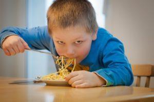 खाना खाने का सही तरीका