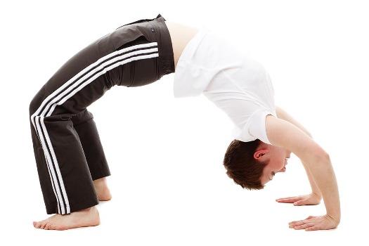 शीर्ष पादासन योग करने की विधि और लाभ - Yoga tips in hindi