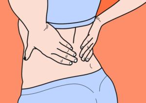 पीठ दर्द के लिए 6 योगासन