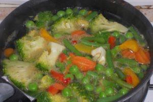 उबली हुई सब्जी खाने के फायदे