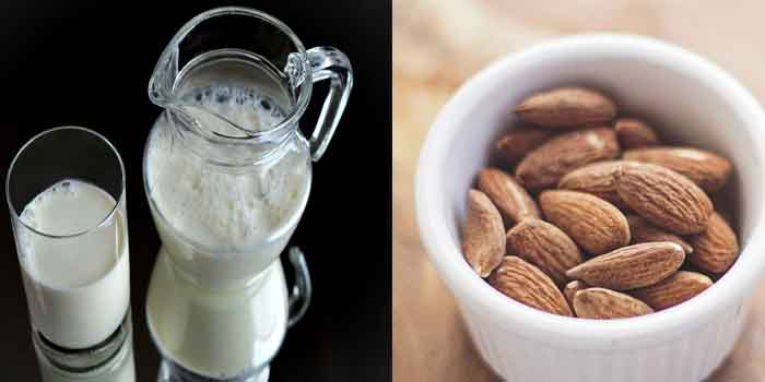 बादाम दूध पीने के बहुत ही फायदे हैं, यह एक शक्तिशाली पौष्टिक आहार है जिसका सेवन हर किसी को करना चाहिए खासकर उन्हें जिनकी मांसपेशियां कमजोर हैं.
