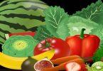 फल और सब्जियों के 10 लाभ