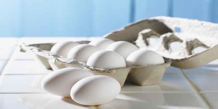 जन कम करने के लिए अच्छा है अंड़ा