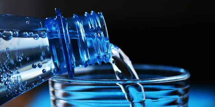 मांसपेशियों को स्ट्रांग करे पानी