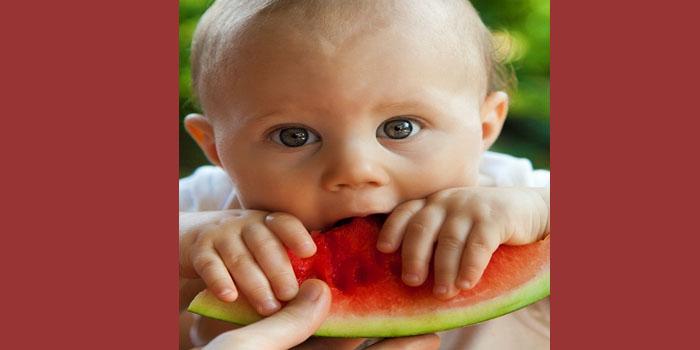 गर्मी में बच्चों की सेहत के लिए आहार