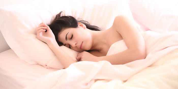 समय पर सोने की करें कोशिश