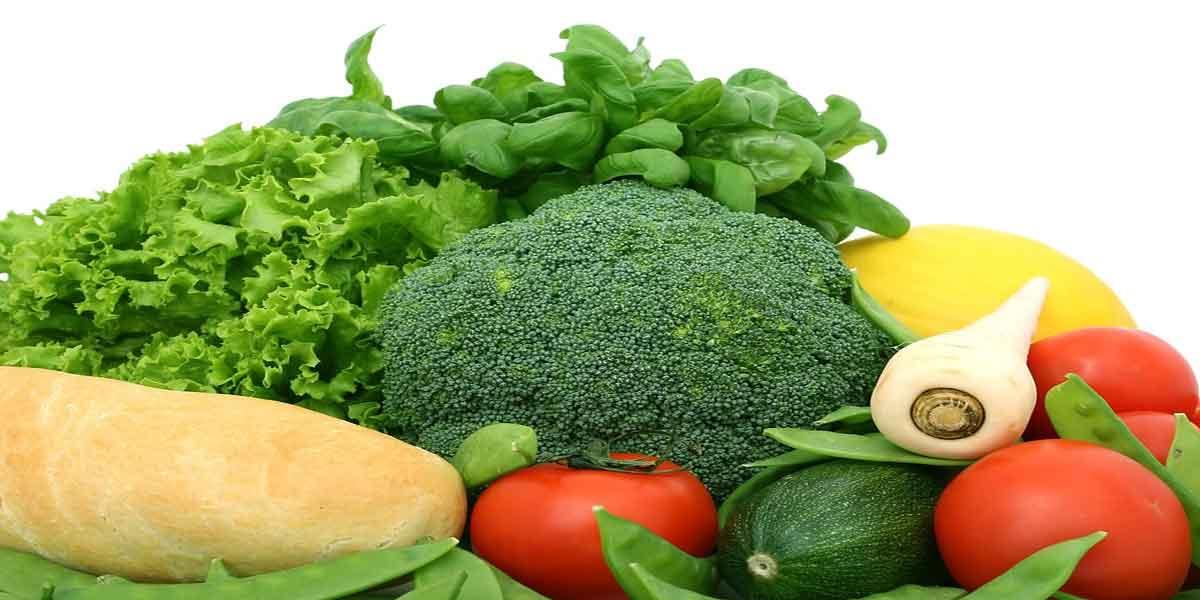 हरी पत्तेदार सब्जियों का सेवन
