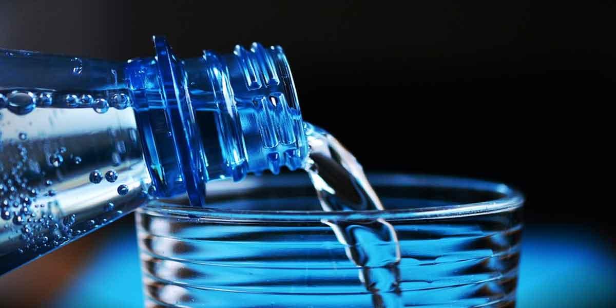 पानी का सेवन
