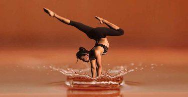 योगा से मिलने वाले तीन फायदे आपके वजन को करेगा कम