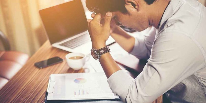 पुरुषों में तनाव के कारण और उपचार