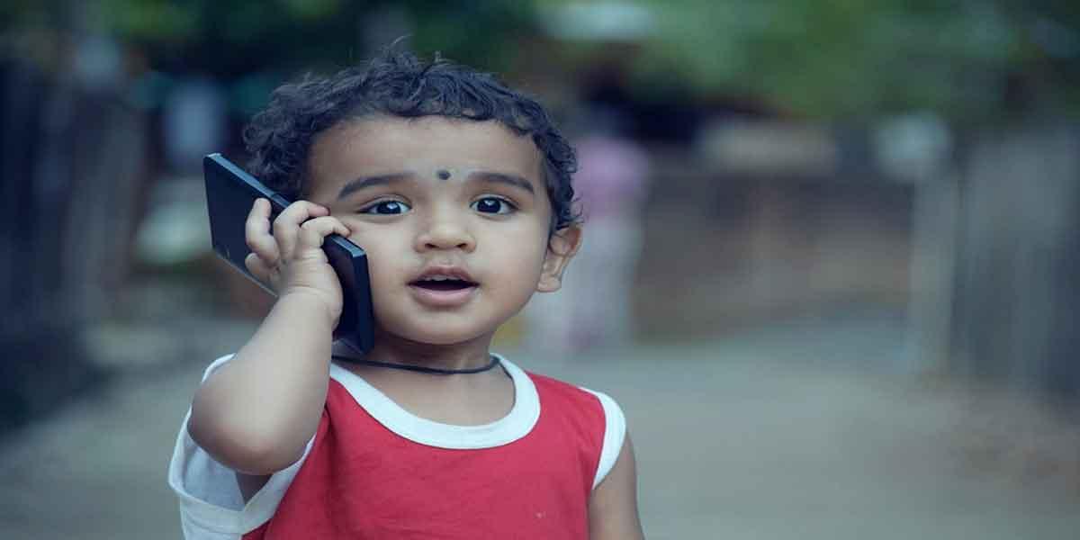 बच्चों के लिए मोबाइल फोन के नुकसान