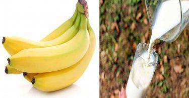दूध और केला खाने के नुकसान