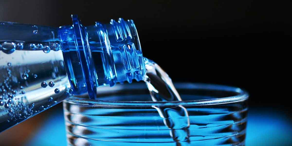पानी का सेवन कीजिए