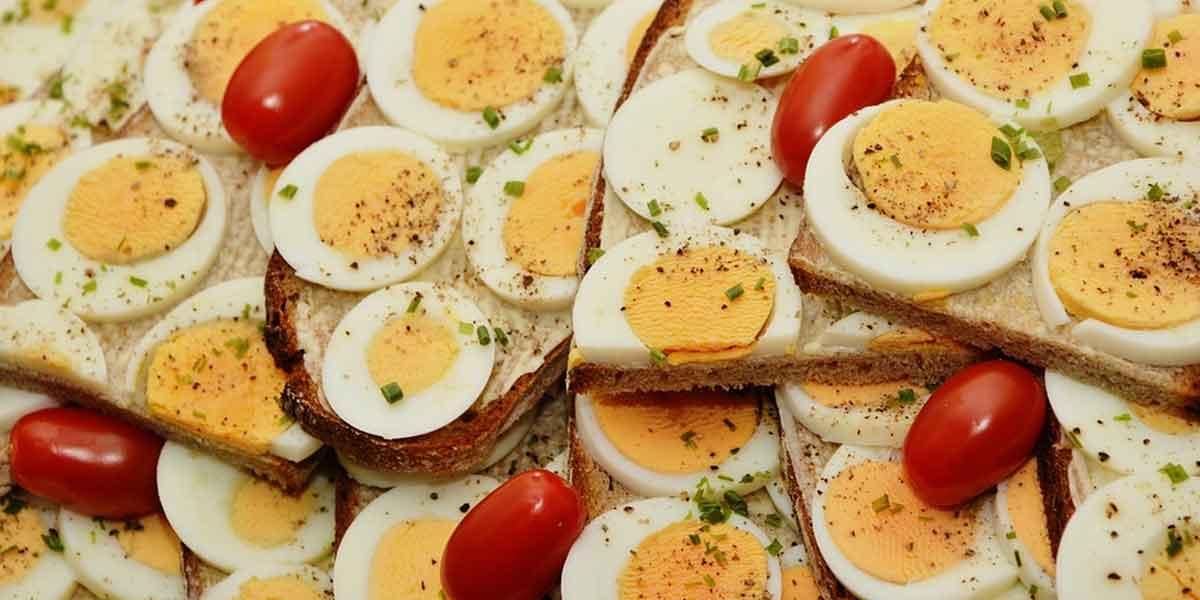 कार्बोहाइड्रेट, प्रोटीन और वसा में समृद्ध खाद्य पदार्थ का सेवन