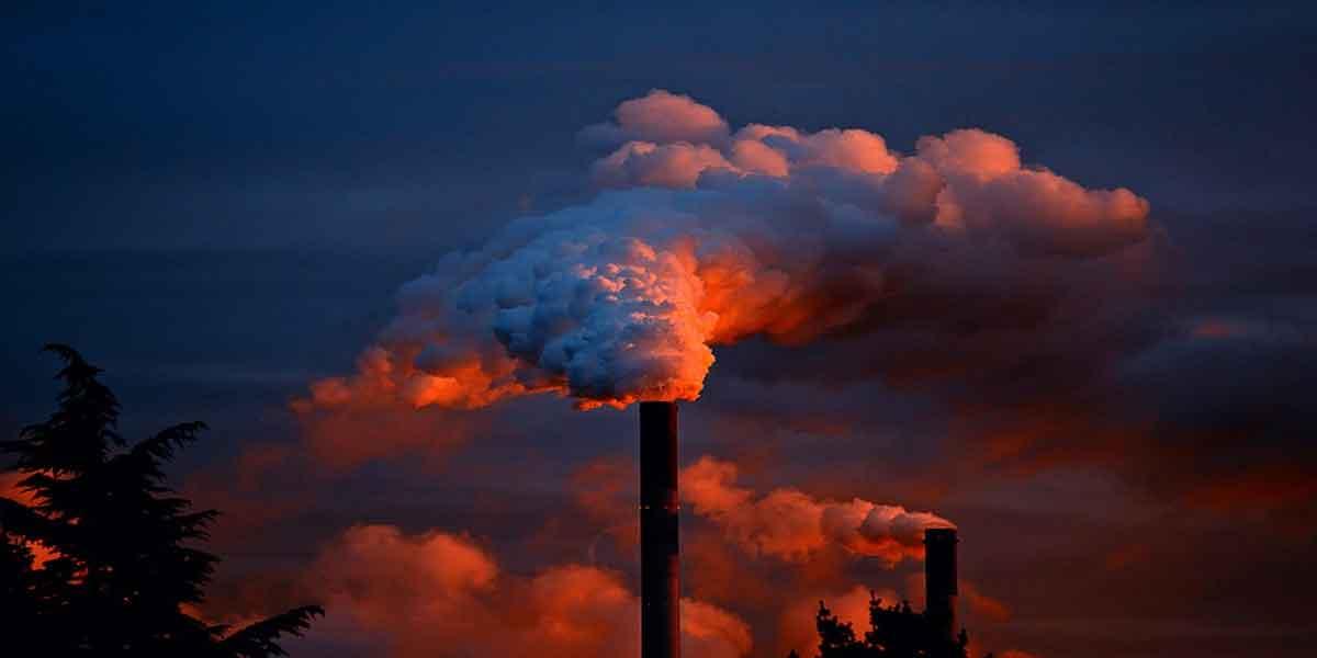 पर्यावरण का बदलना