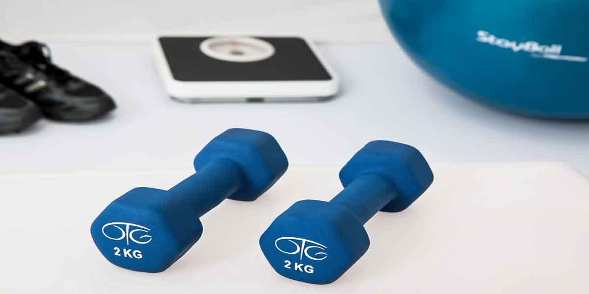 वजन को संतुलित करने की कोशिश करें